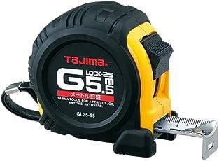 タジマ Gロック-25 5.5m 25mm幅 メートル目盛 GL25-55BL