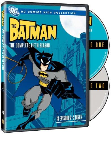 Batman: Complete Fifth Season [DVD] [Import]