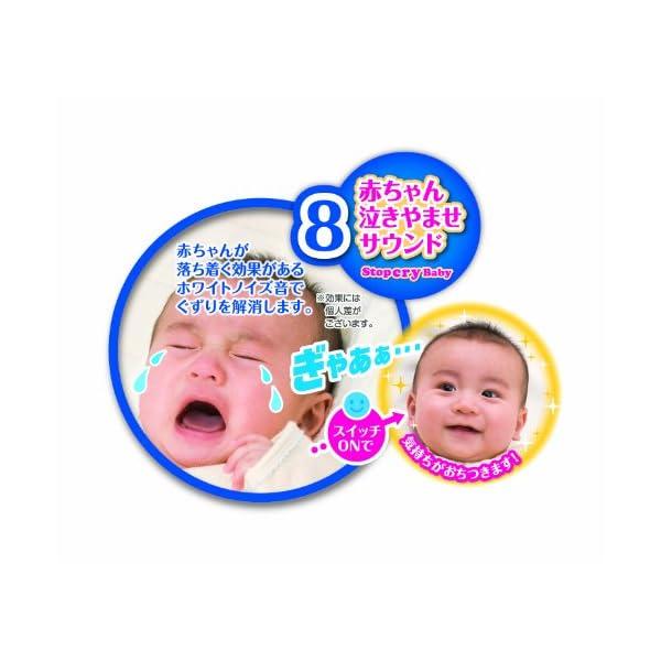 アンパンマン 赤ちゃん泣きやませサウンド付き...の紹介画像10