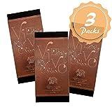 エナジー 3枚セット ローチョコレートVivo マカ配合 砂糖・乳製品は一切不使用 生チョコレート