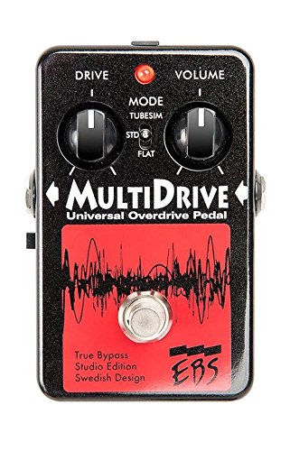 【10月下旬発売予定】EBS/MultiDrive Studio Edition オーバードライブ【ベース用エフェクター】