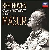 Beethoven Gewandhausorchester Leipzig - Masur (8CD)