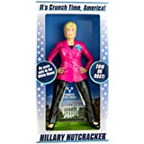 The NEW 2016 Hillary Clinton Nutcracker