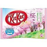 キットカット ミニ 桜味 11枚