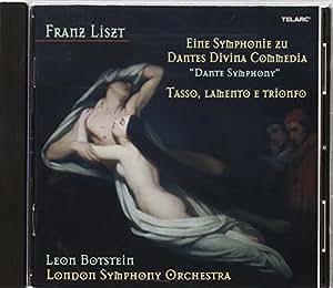 Eine Symphonie Zu Dantes Divina Commedia & Tasso