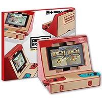 Switch Laboスタンド (アーケードのようにゲーム) 自分で作り DIY Nintendo Switch用 任天堂スイッチ ニンテンドー