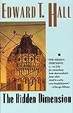 The Hidden Dimension (Anchor Books a Doubleday Anchor Book)