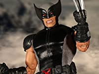 Marvel One:12 Collective Wolverine (X-Force) PX Previews Exclusive (製造元:Mezco Toyz) [並行輸入品]