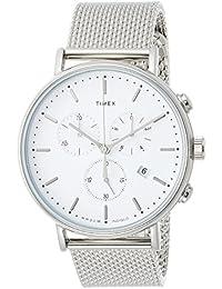 [タイメックス] 腕時計 ウィークエンダーフェアフィールドクロノ TW2R27100 正規輸入品 シルバー