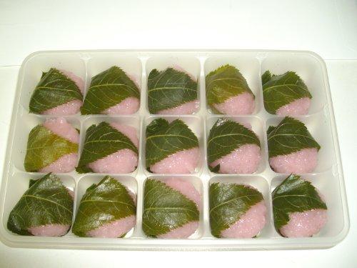 四季慈庵 一口和菓子 桜餅 20g×15個入り
