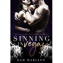 Sinning in Vegas: (Vegas Morellis, #2)