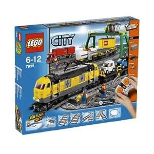 レゴ (LEGO) シティ トレイン 新カーゴ・トレイン 7939