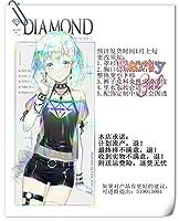宝石の国 ダイヤモンド 宝石風コスプレ衣装