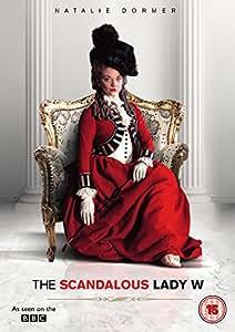 The Scandalous Lady W (英語音声字幕のみ) [PAL-UK] [DVD][Import]
