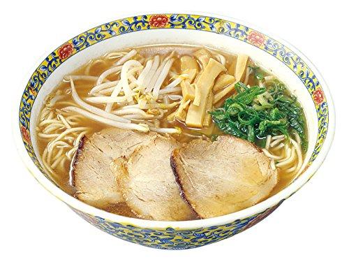 ご当地ラーメン 岡山中華そば 簡易パッケージ 生麺 スープ 4食セット