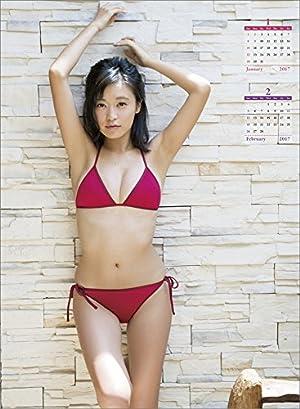小島瑠璃子 2017年 カレンダー 壁掛け B2