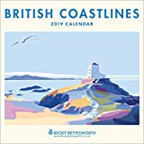 British Coastlines Posters By Becky Bett (Square Regional)