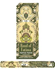 GR Incense Sticks -120 Sticks ( Hand of Fatima )