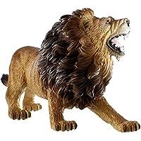 ブーリー ゴム製フィギュア サファリの動物たちシリーズ ライオン BU63680