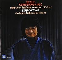 ビゼー:交響曲、序曲《祖国》、小組曲、子供の遊び