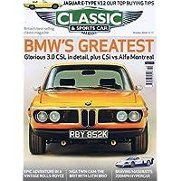 Classic & Sports Car [UK] October 2018 (単号)