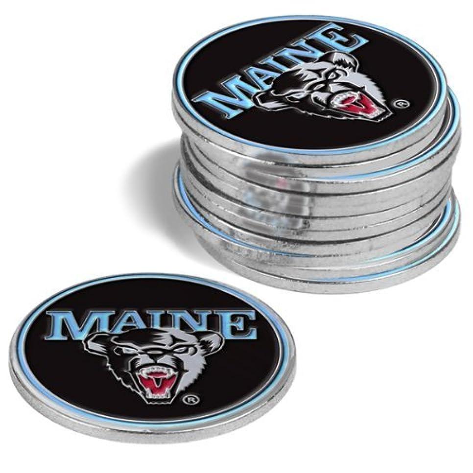 履歴書溶ける意義Maine Black Bears Golf Ball Markers ( 4 Pack )