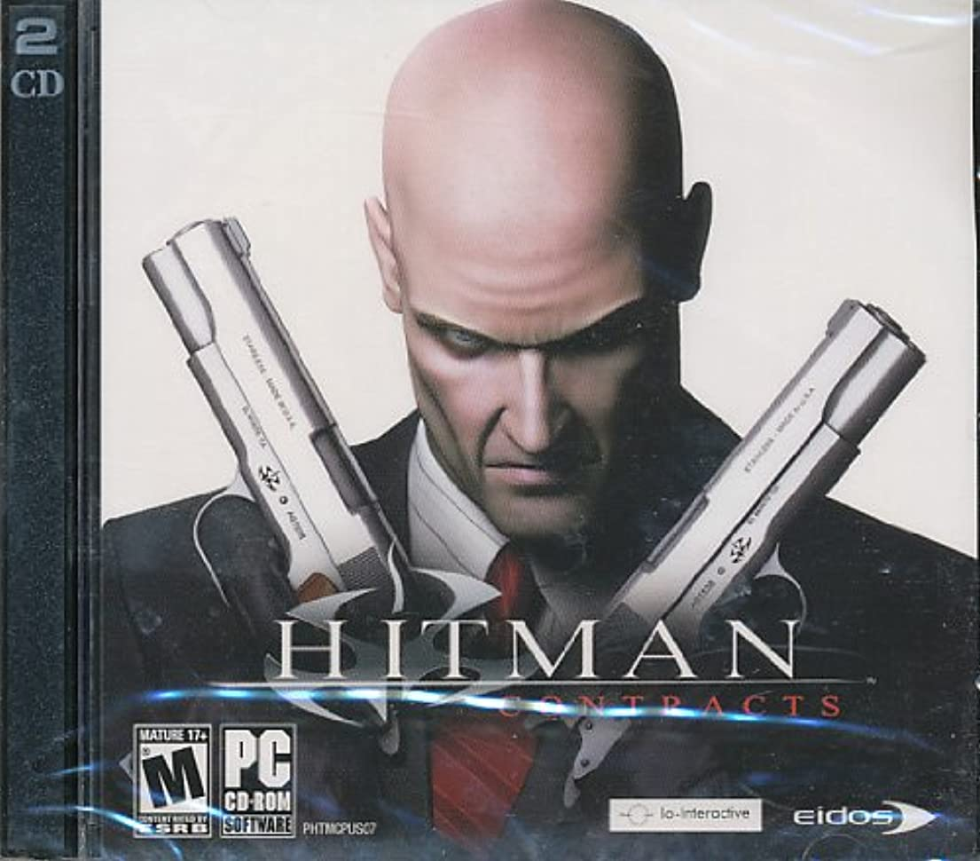 再発する視力可能性EIDOS INTERACTIVE Open Box Hitman: Contracts ( Windows ) (輸入版)