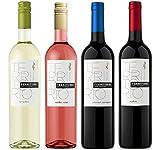 【Amazon.co.jp限定】アルゼンチンが育む果実の豊かさが楽しめるカジュアルデイリーワイン4本セット 750ml×4