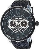 [TENDENCE]テンデンス 腕時計 フラッシュ ブラック文字盤 TY561001  【正規輸入品】