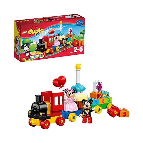 レゴ (LEGO) デュプロ ディズニー ミッキ...の商品画像