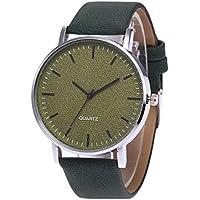 Matte Belt Men's Business Quartz Watch Casual Men's Watch Shock Resistance Water Resistance