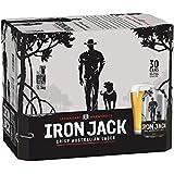 Iron Jack Crisp Can 375mlx30