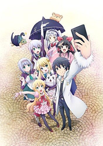 TVアニメ「異世界はスマートフォンとともに。」vol.2【DVD】[DVD]