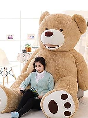 ぬいぐるみ 特大 くま/テディベア 可愛い熊 動物 大きい くまぬいぐるみ/熊縫い包み/クマ抱き枕/お祝い/ふわふわぬいぐるみ (100cm) (100cm)