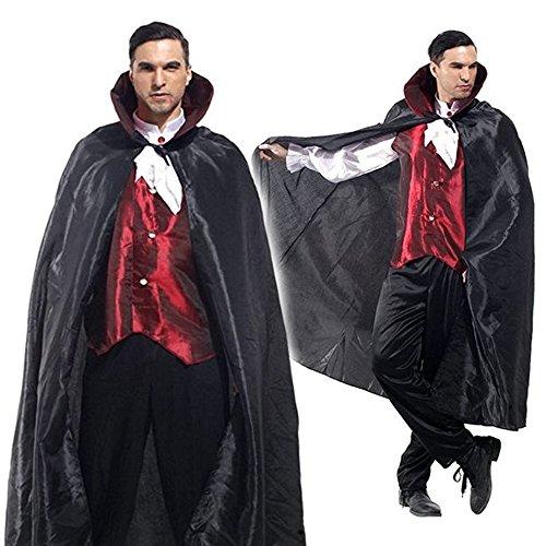 monoii ヴァンパイア コスプレ 衣装 ハロウィン 吸血鬼 コスチューム 485-2