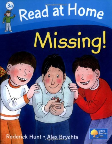 Missing! (Read at Home Level 3a)の詳細を見る