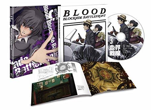 血界戦線 第3巻 (初回生産限定版) [Blu-ray]の詳細を見る