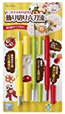 貝印 kai 飾り切り ナイフ セット デコ弁 に最適 chuboos お弁当 応援 FG-5190