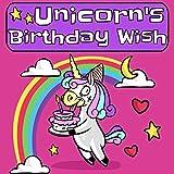 Unicorn's Birthday Wish (English Edition)