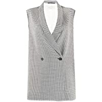 GOLDEN GOOSE Luxury Fashion Womens G36WP065A2 Grey Vest |