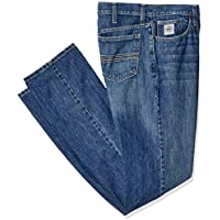 Cinch Mens Silver Label Slim Fit Jeans Jeans - Blue