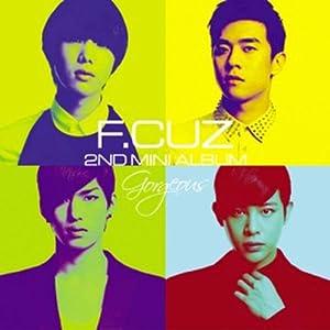 Gorgeous-2nd Mini Album