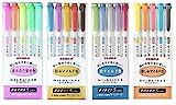 ゼブラ 蛍光ペン マイルドライナー 親しみマイルド色 5色 WKT7-N-5C