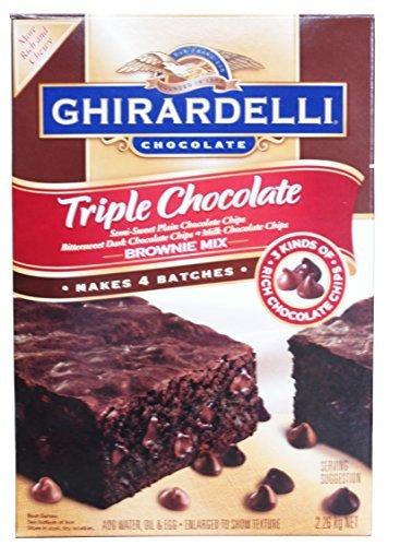 ギラデリ 2.26kg GHIRARDELLI ギラデリ ギラデリ チョコブラウニーミックス チョコチップ入り 2.26Kg(565g×4袋)