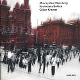 Mieczyslaw Weinberg: Sonatas, Concertino, Trio, Symphony 10 by Gidon Kremer (2014-05-04)
