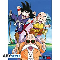 """ABYstyle - DRAGON BALL -""""Kame Team""""ポスター(52x38)"""