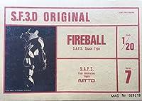 S.F.3.D ORIGINAL 1/20FIREBALL S.A.F.S space type