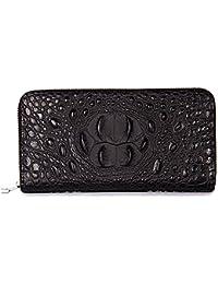 (ドンルルオイン) Dunluluoyin 長財布 メンズ ラウンドファスナー 財布 取り出しやすい 小銭入れ 全3色 プレゼント対応