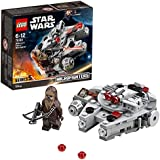 Lego Star Wars Millennium Falcon Microfighter 75193 Playset Toy