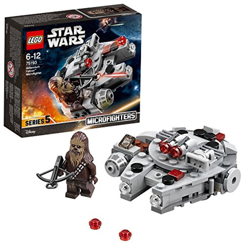 レゴ(LEGO) スター?ウォーズ ミレニアム?ファルコン™ マイクロファイター 75193